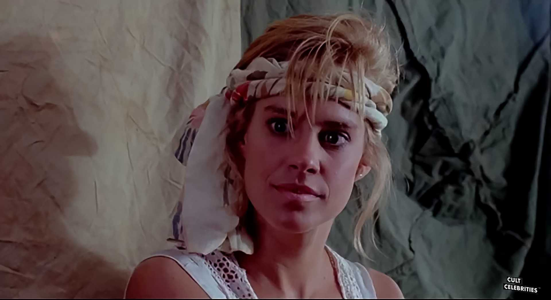 Catherine Mary Stewart in World Gone Wild (1988)