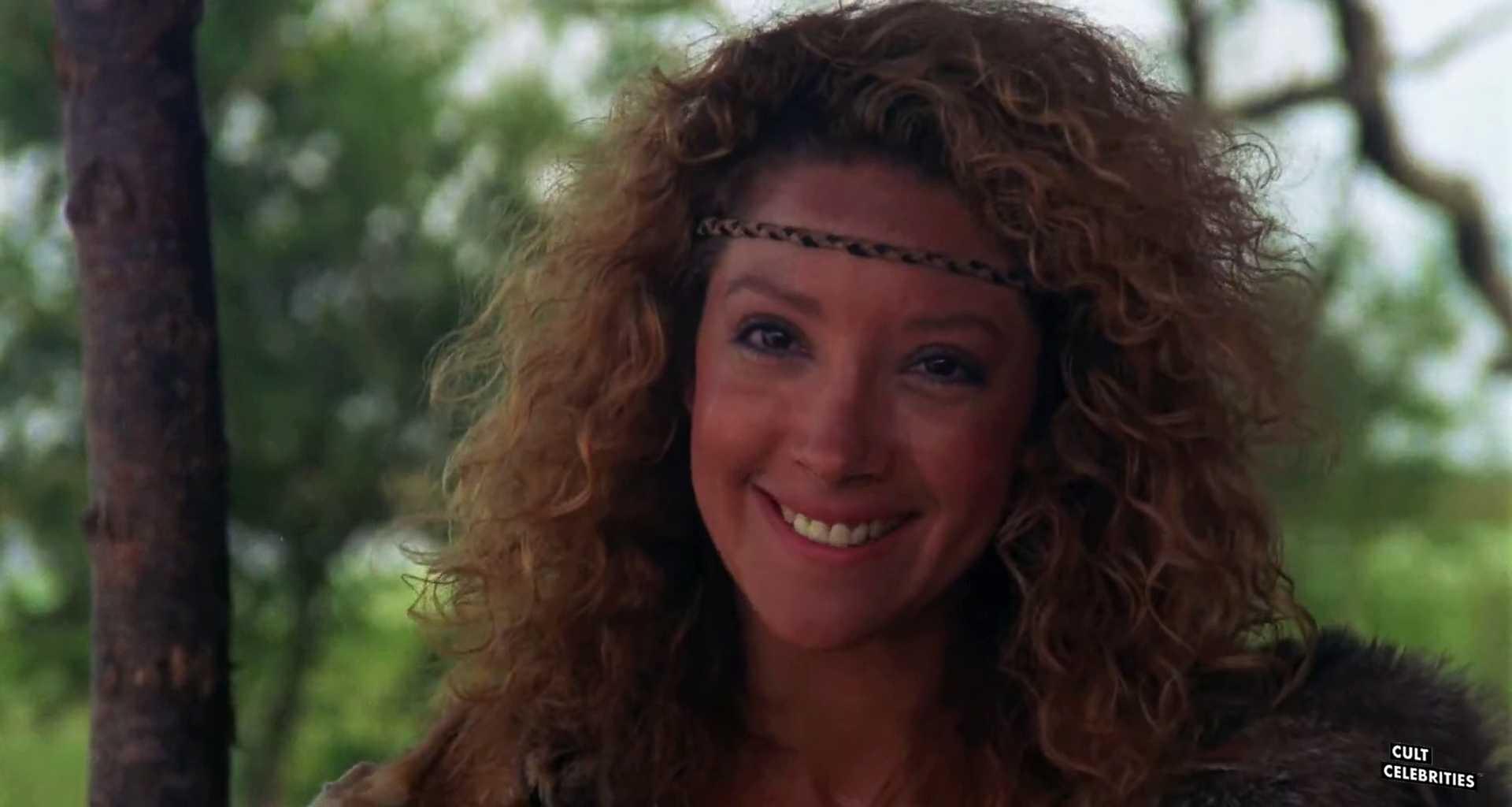 Mindi Miller in Amazons (1986)