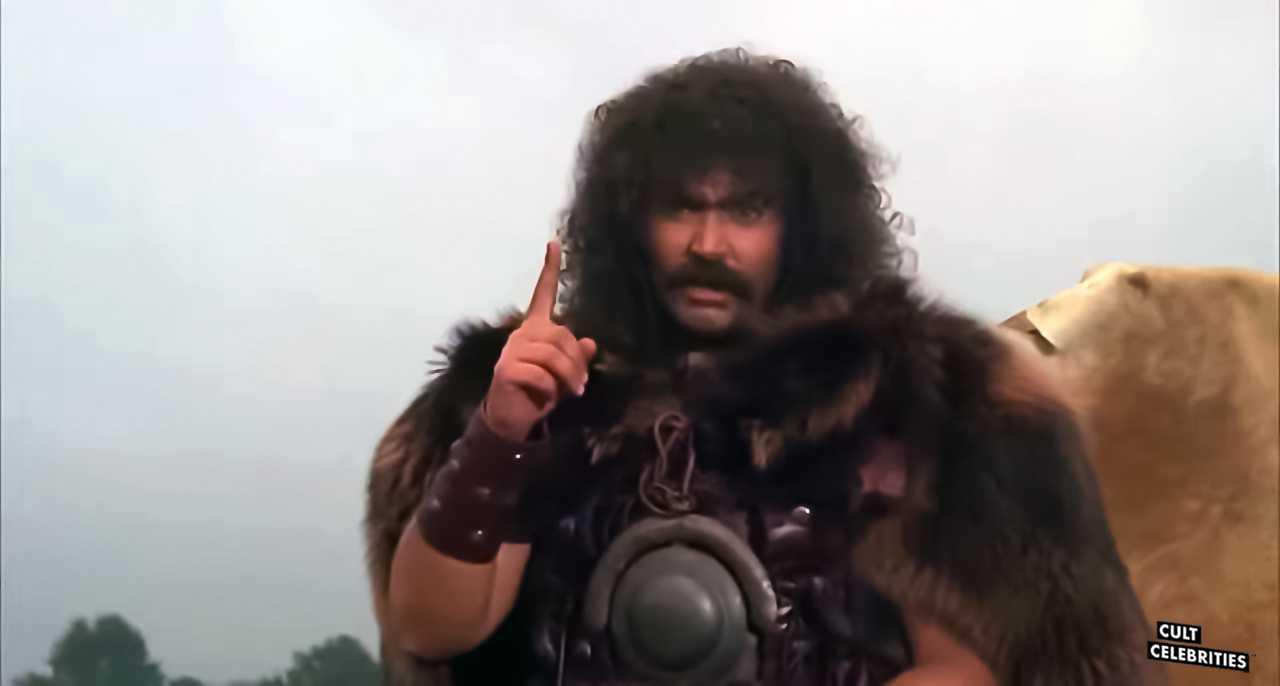 Diego Abatantuono in Attila flagello di Dio (1982)