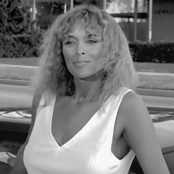Sybil Danning in They're Playing with Fire (1984)