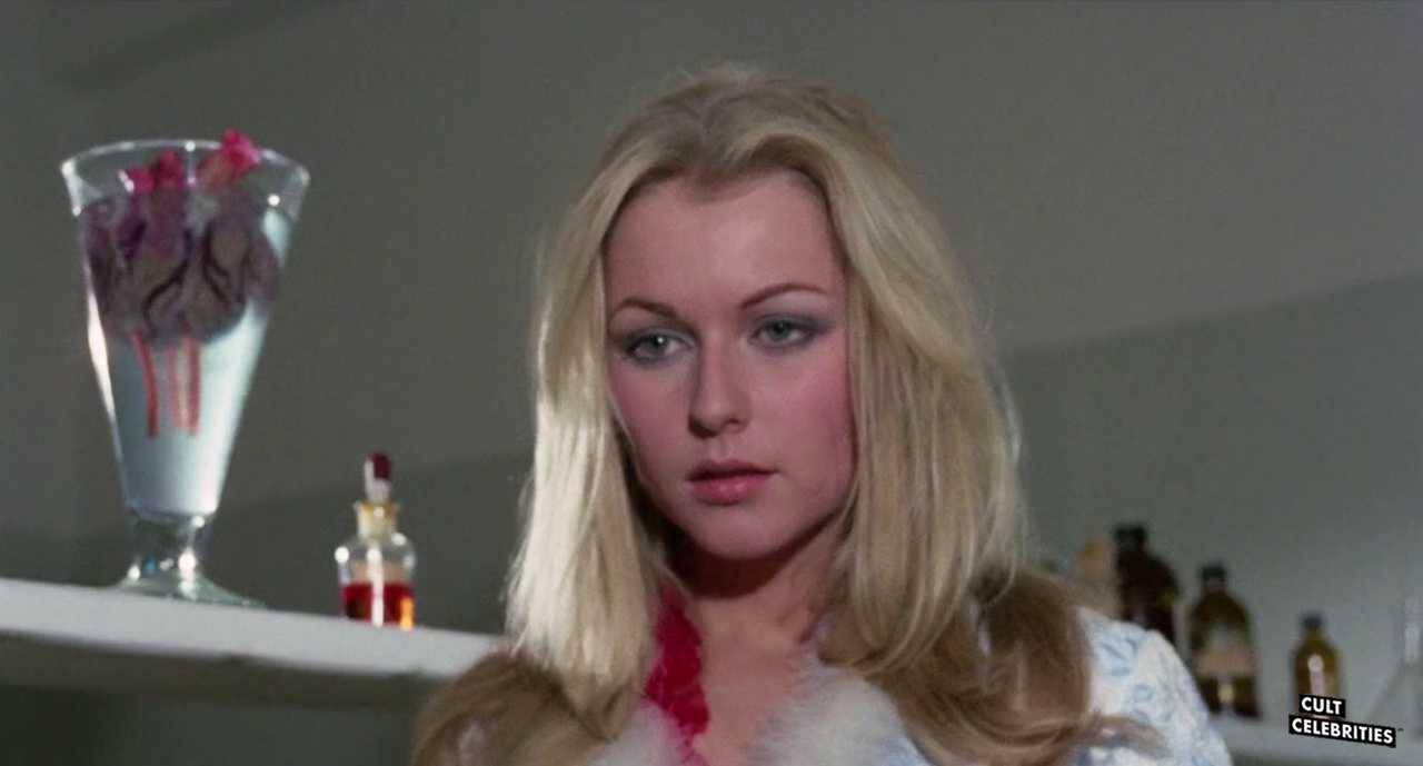 Evelyne Kraft in Casa d'Appuntamento (1972)