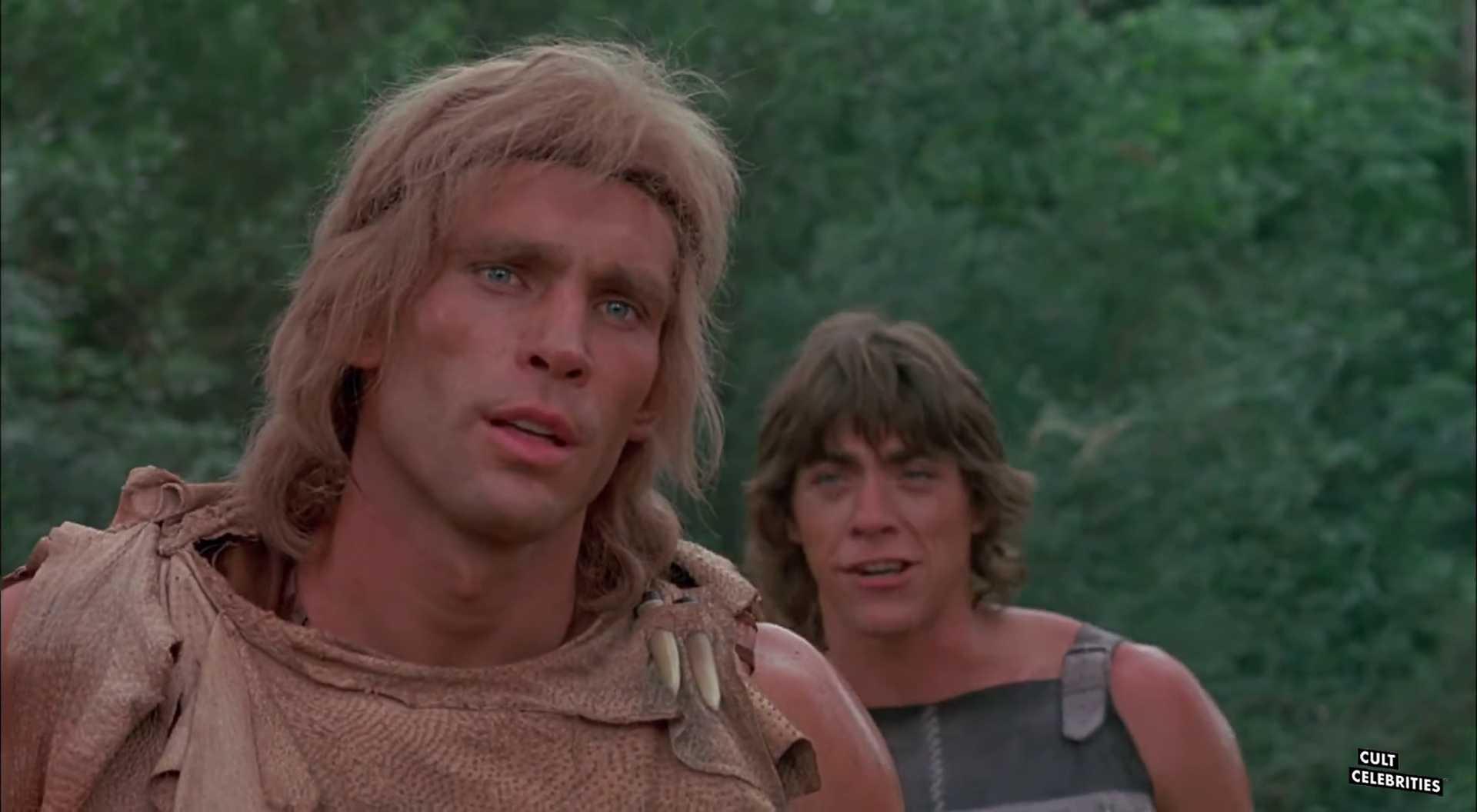 Richard Hill in Deathstalker (1983)
