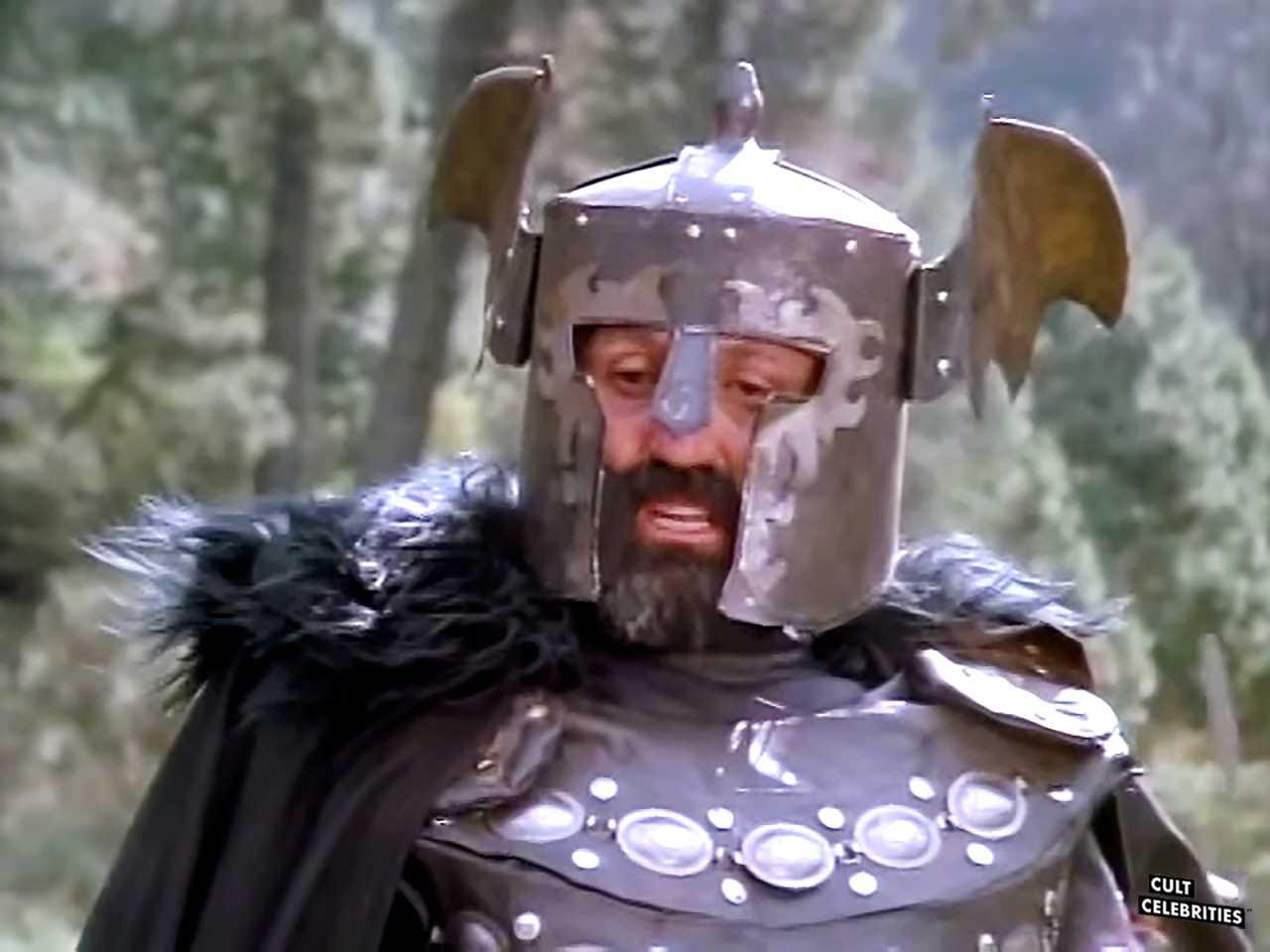 Agustín Salvat Deathstalker and the Warriors from Hell (1988)