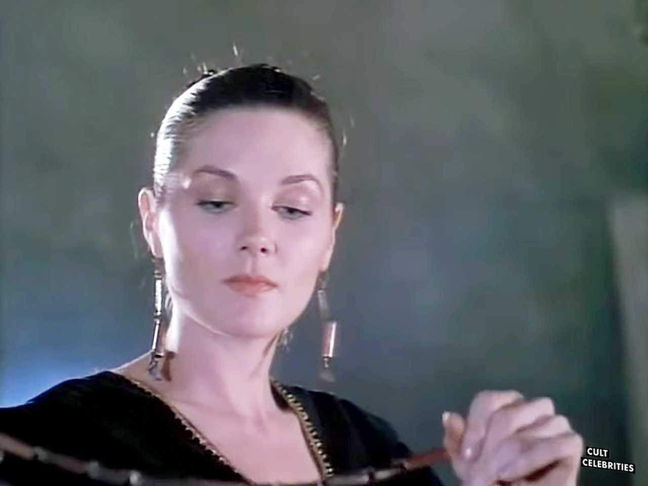Terri Treas in Deathstalker and the Warriors from Hell (1988)