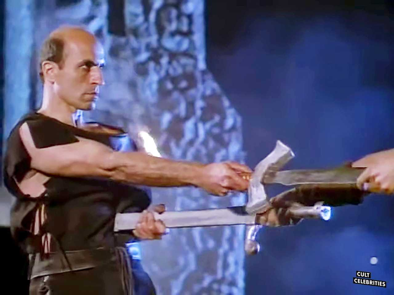 Thom Christopher in Deathstalker and the Warriors from Hell (198
