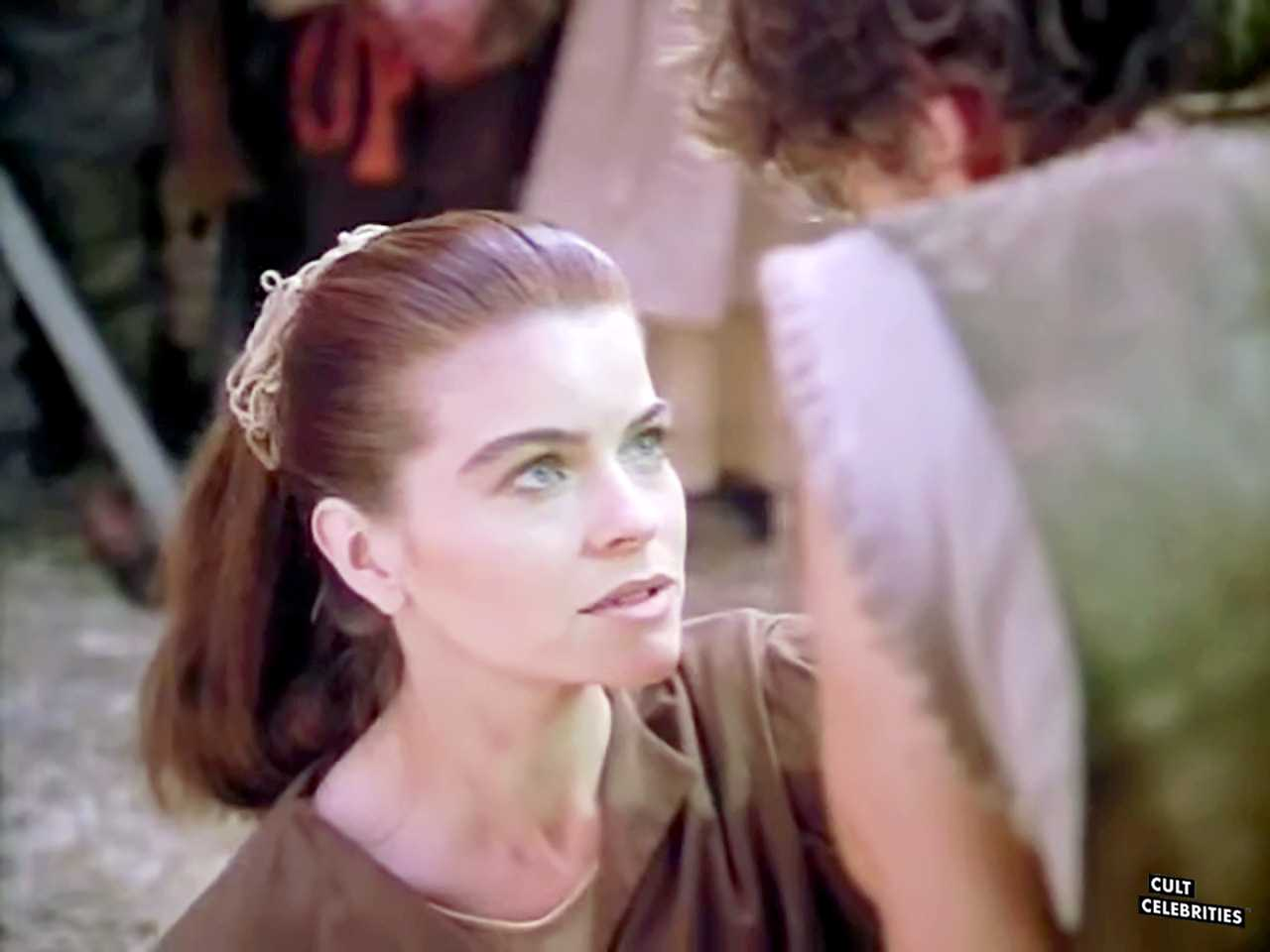 Carla Herd in Deathstalker and the Warriors from Hell (1988)