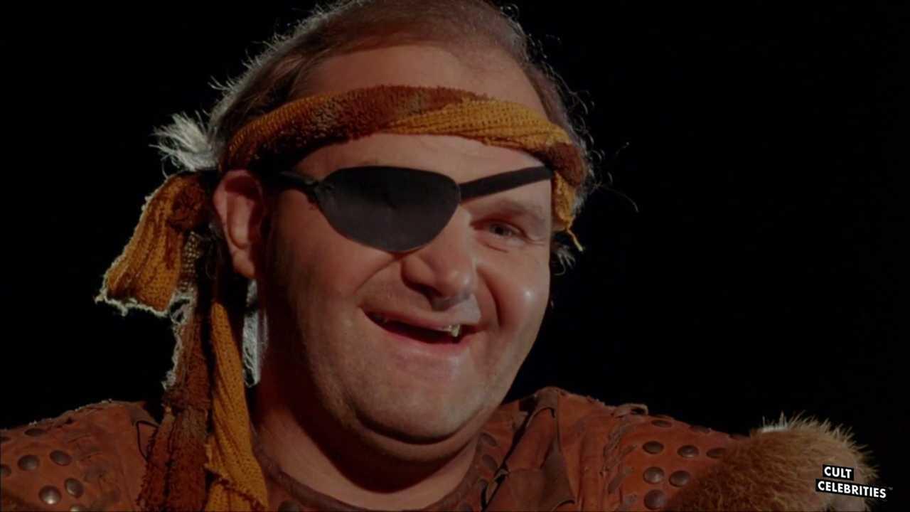 Jim Wynorski in Deathstalker II: Dual of the Titans (1987)