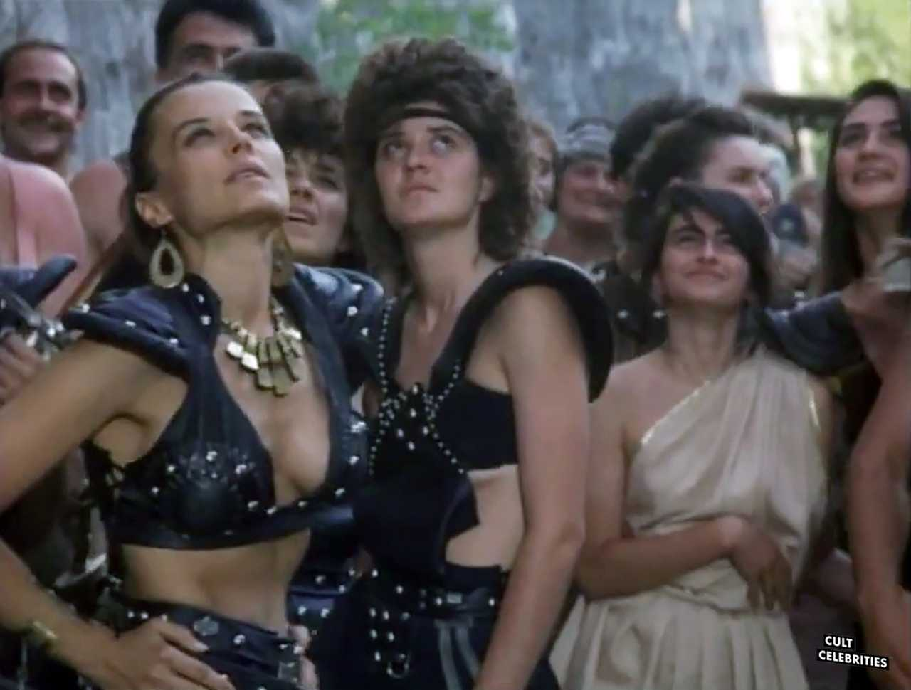 Anya Pencheya in Deathstalker IV: Match of Titans (1991)