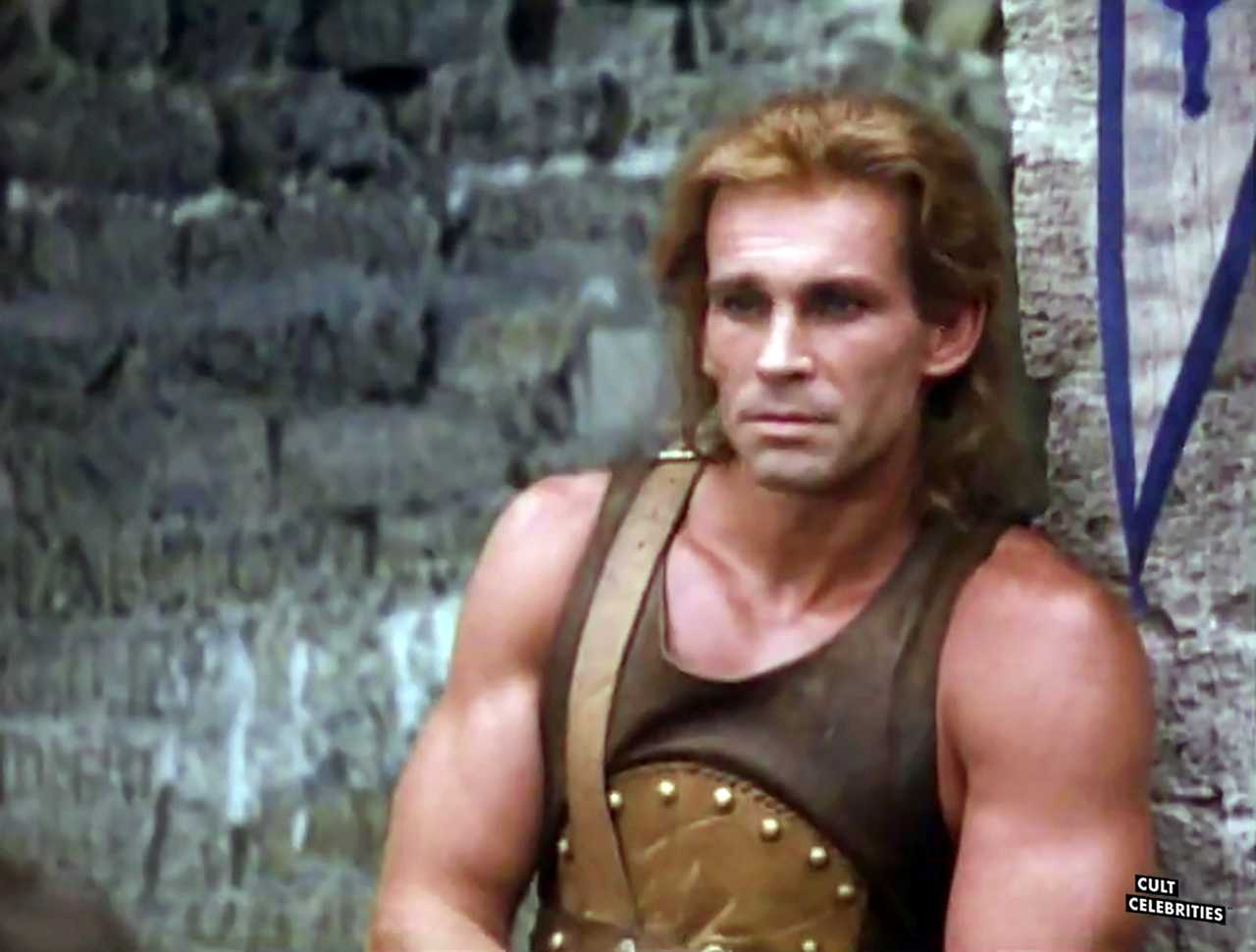 Richard Hill in Deathstalker IV: Match of Titans (1991)