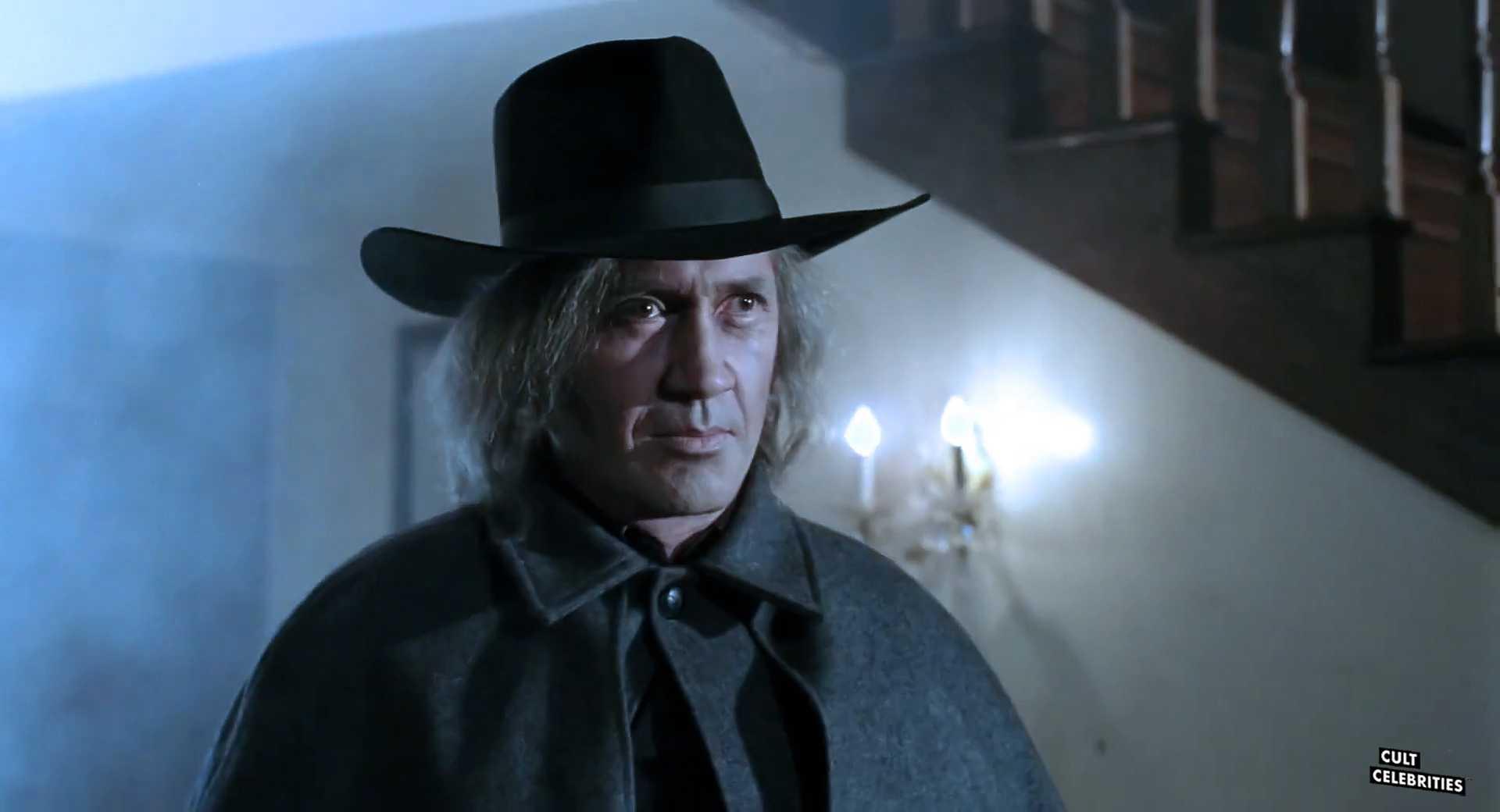 David Carradine in Evil Toons (1992)