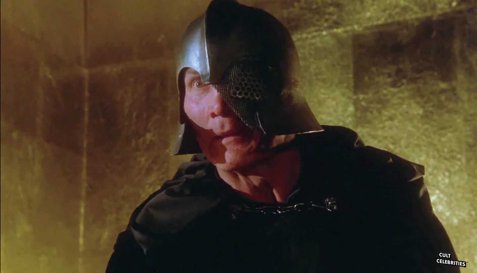 Jack Palance in Hawk the Slayer (1980)