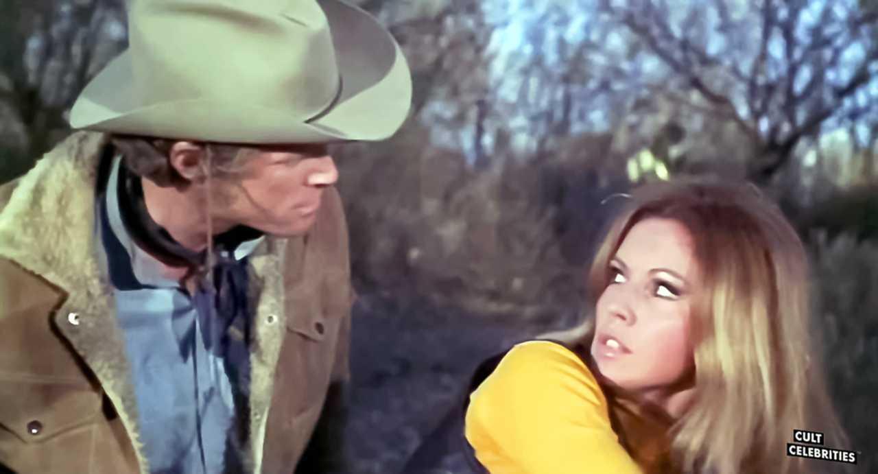 Jocelyn Lane in Hell's Belles (1969)