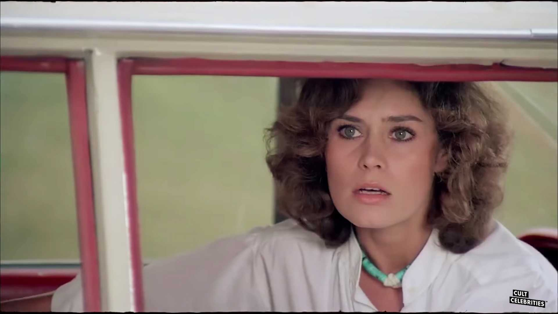 Corinne Cléry in Hitch-Hike (1977)