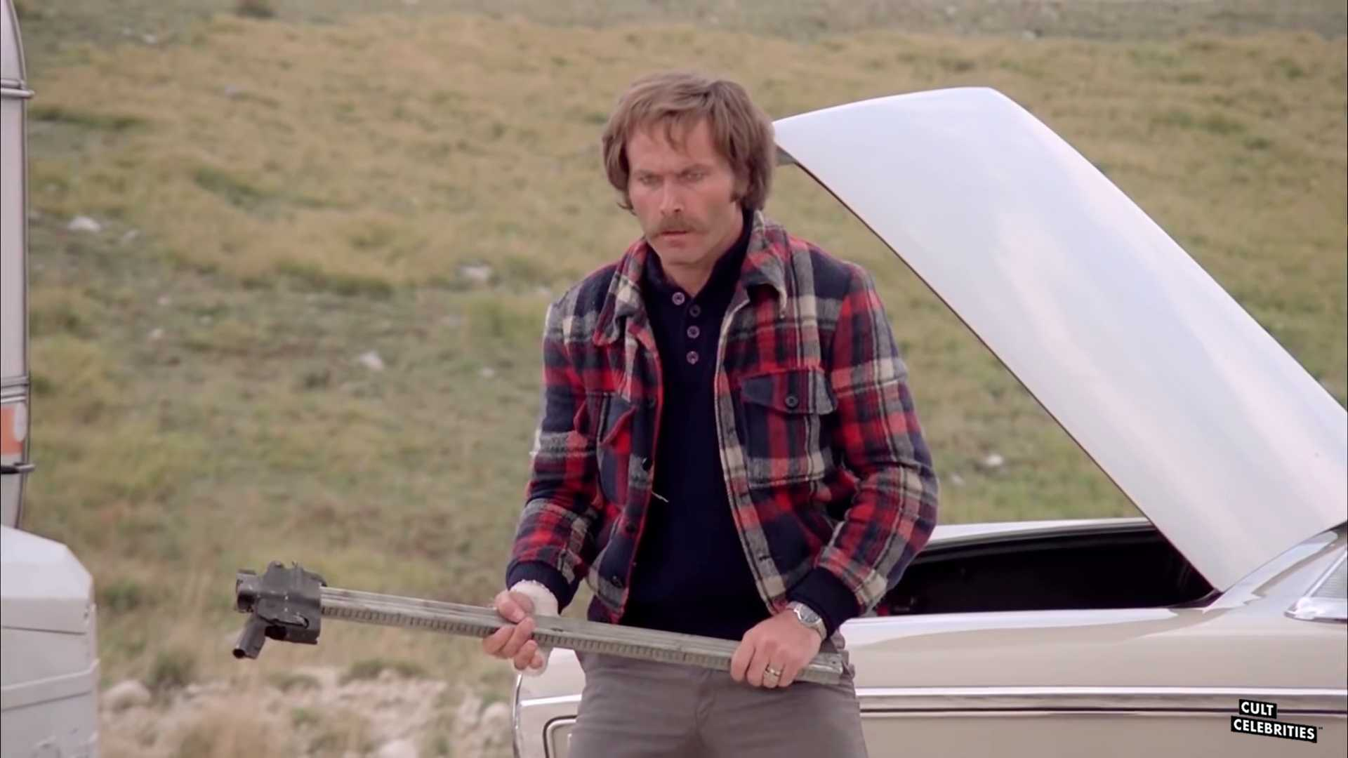 Franco Nero in Hitch-Hike (1977)