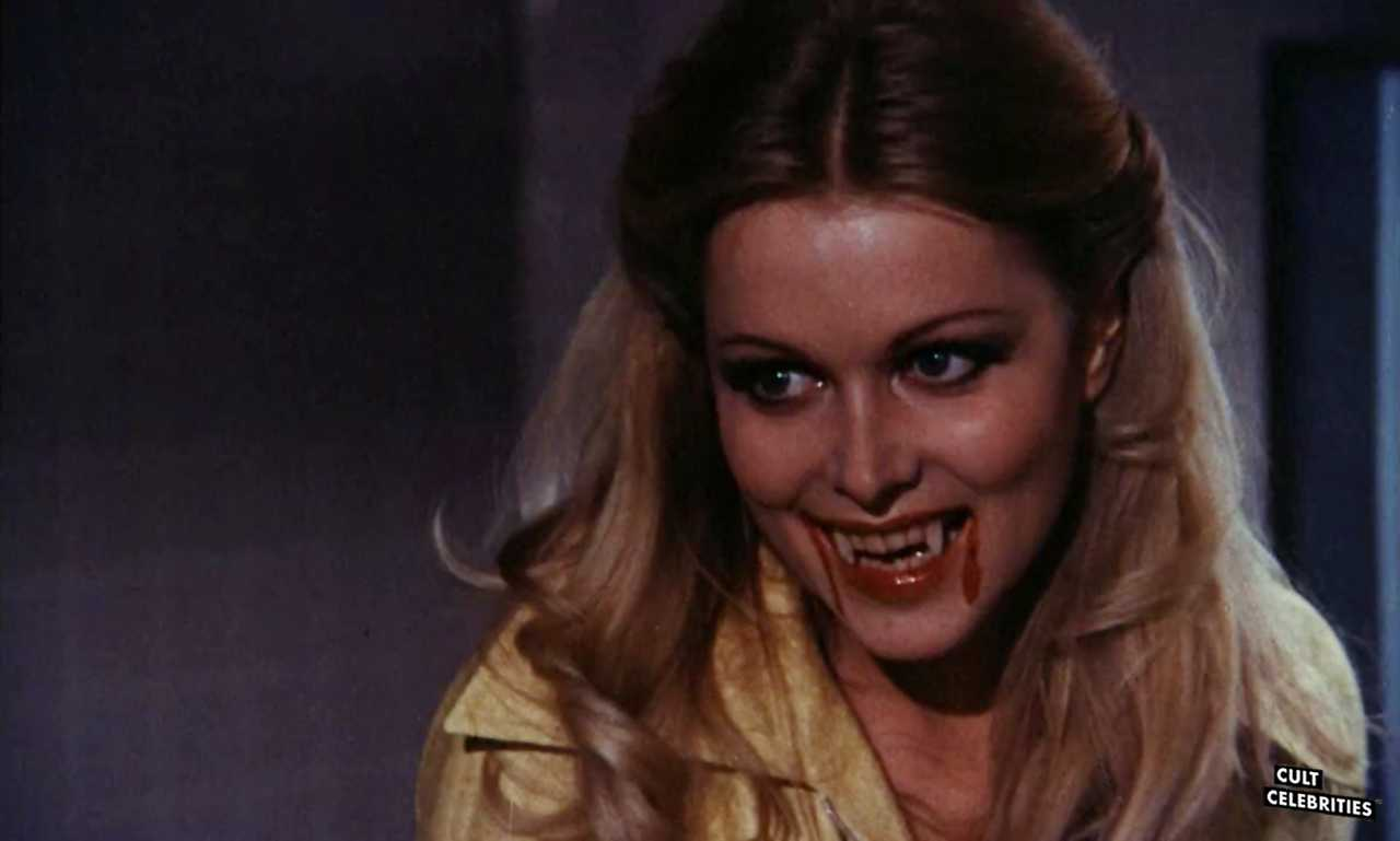 Evelyne Kraft in Lady Dracula (1977)