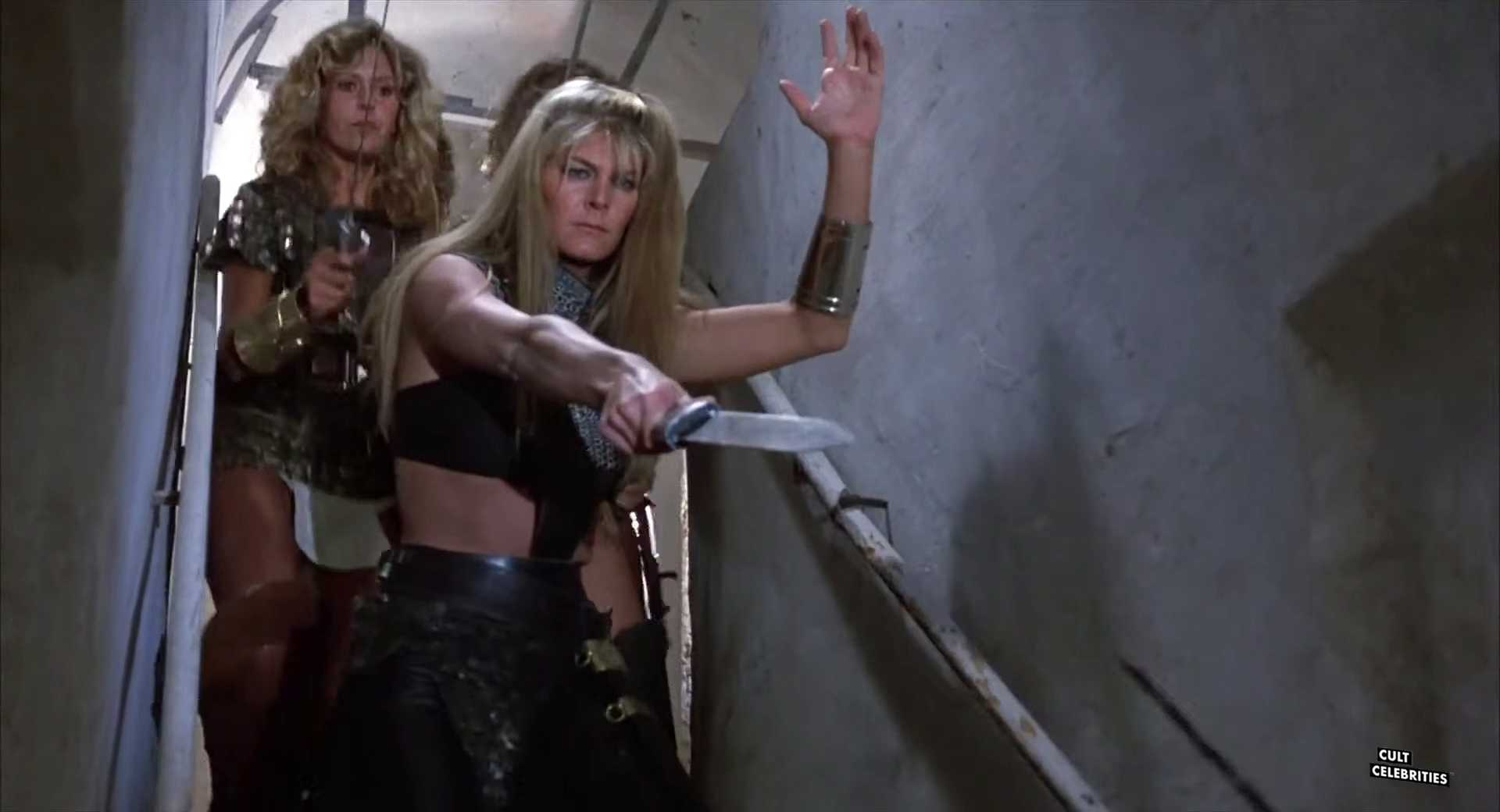Quin Kessler in She (1984)