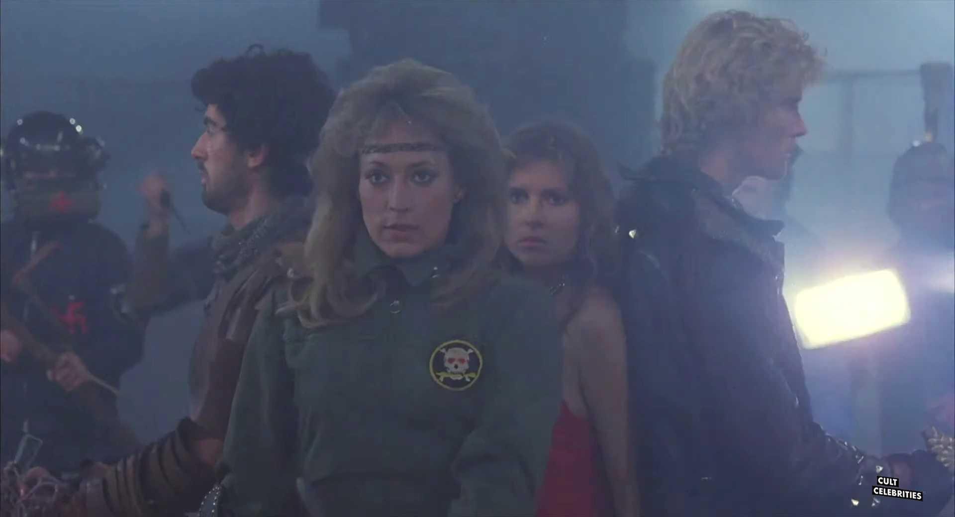 Sandahl Bergman in She (1984)