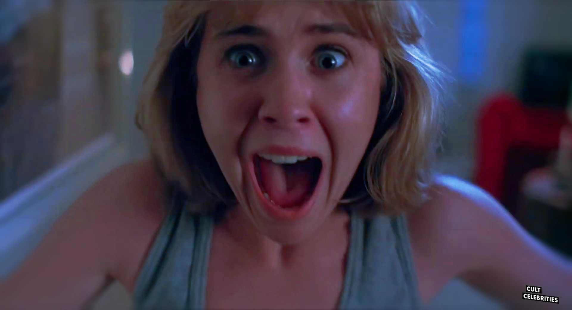 Brandi Burkett in Slumber Party Massacre III (1990)