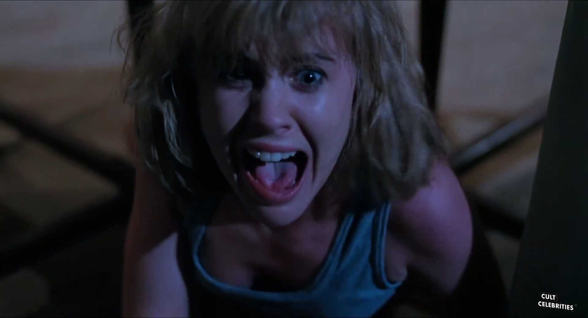 Keely Christian in Slumber Party Massacre III (1990)