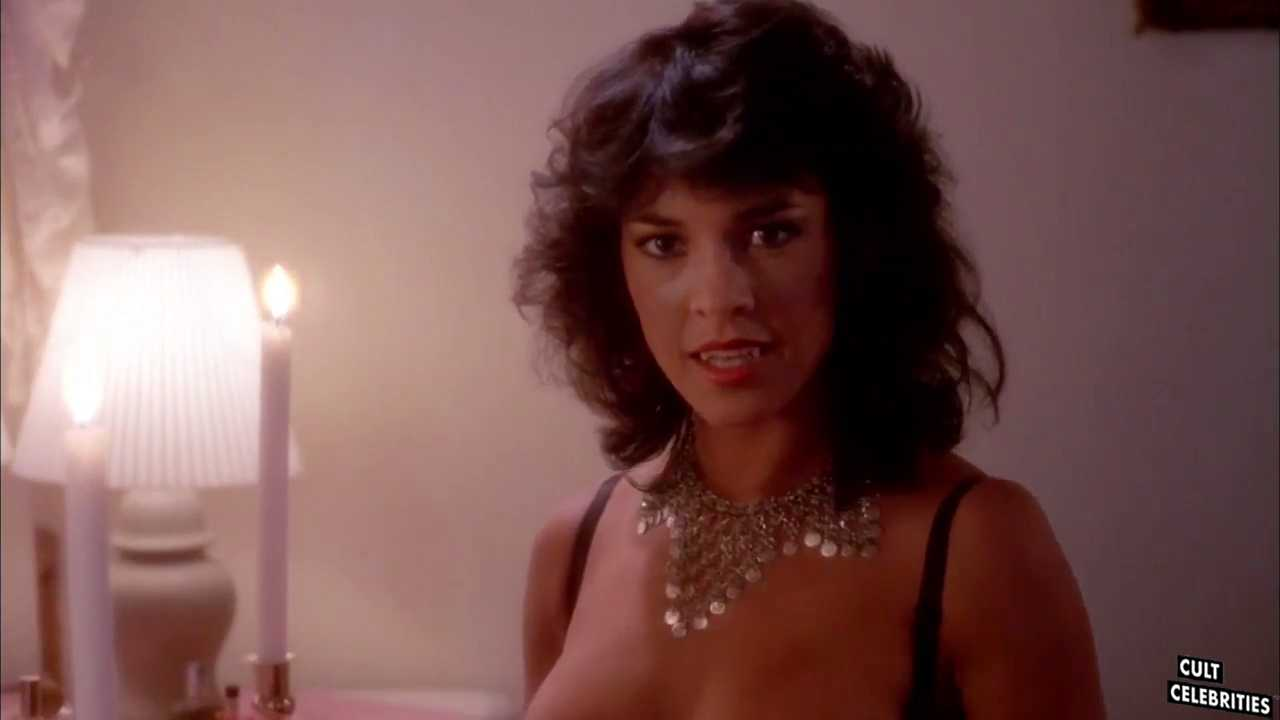 Michelle Bauer in The Tomb (1986)