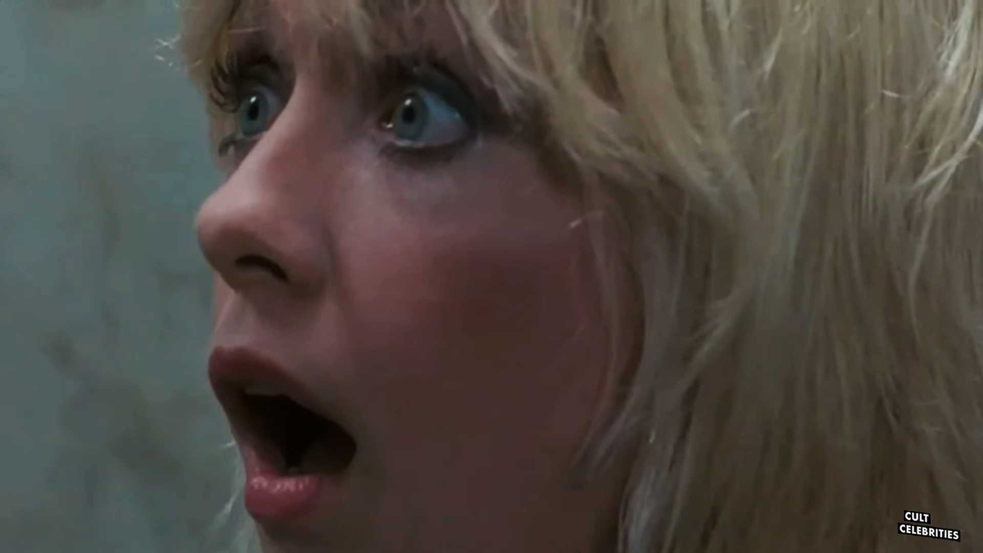 Linnea Quigley in Witchtrap (1989)