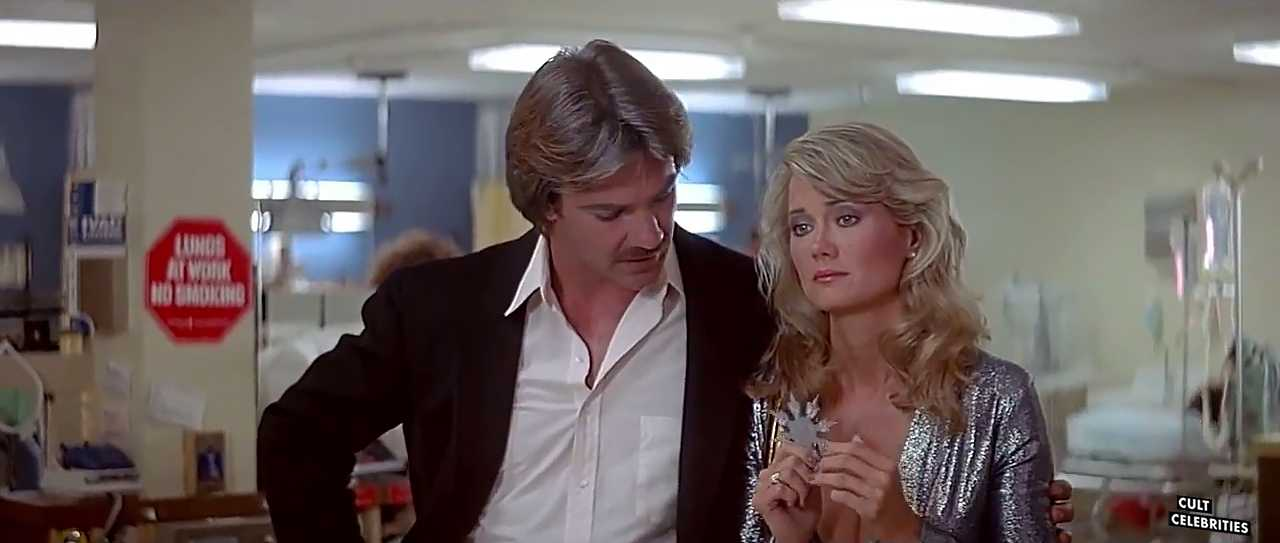 Melanie Vincz and Paul Coufos in The Lost Empire (1984)