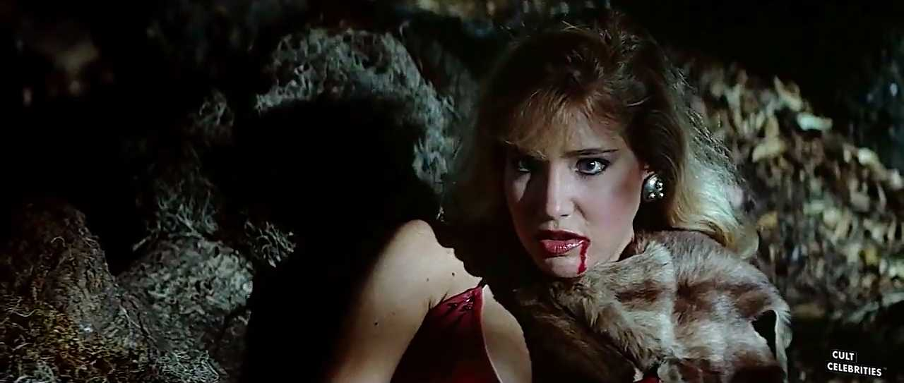 Linda Shayne in The Lost Empire (1984)