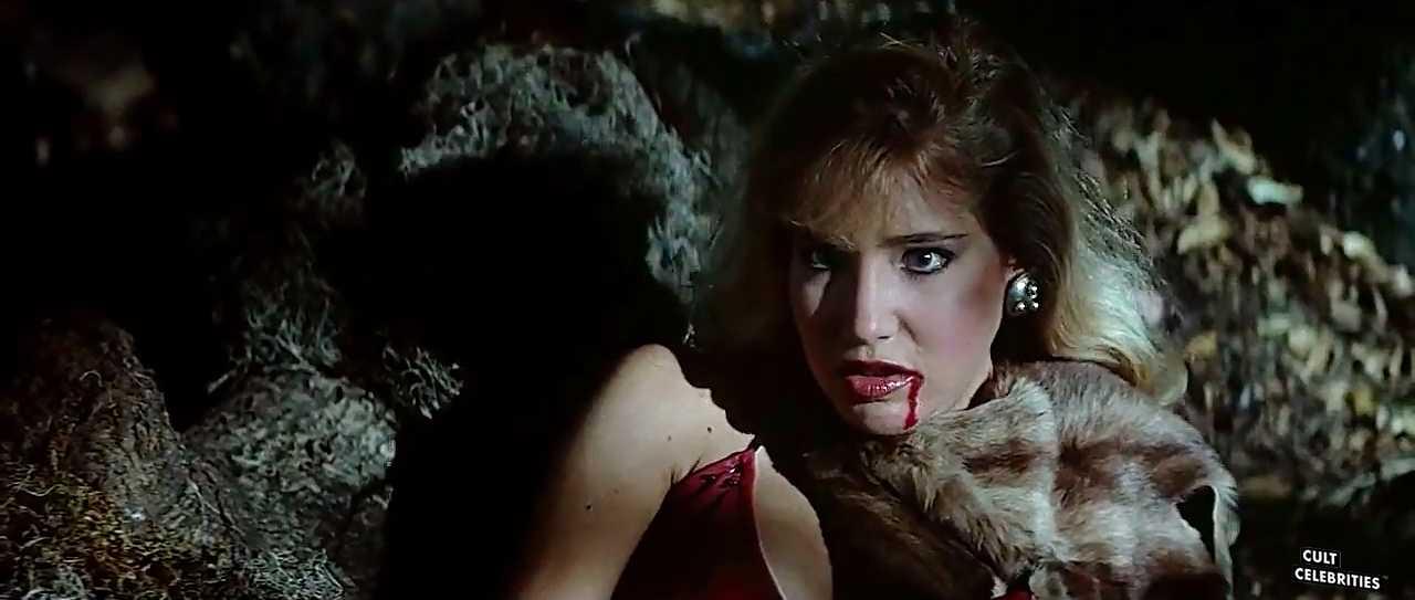 Linda Shayne in The Lost Empire (1984)