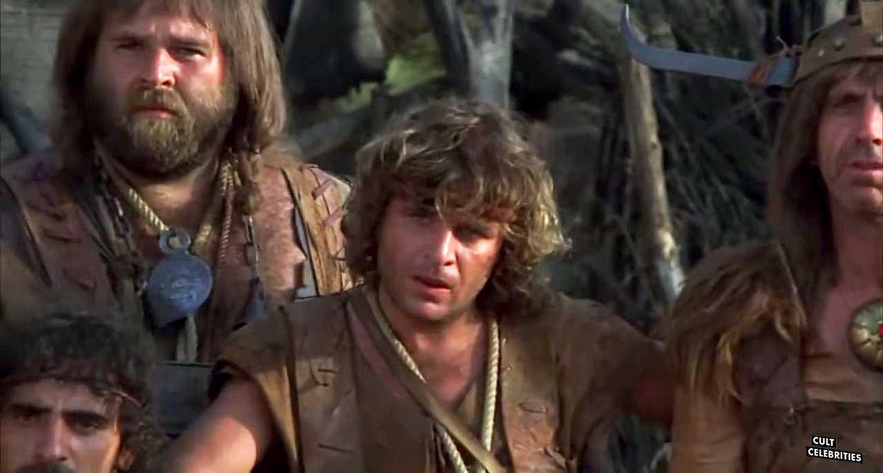 Mario Pedone in Attila flagello di Dio (1982)