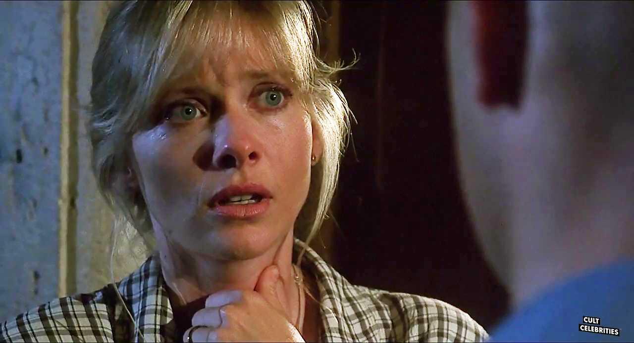 Barbara Crampton in Castle Freak (1995)
