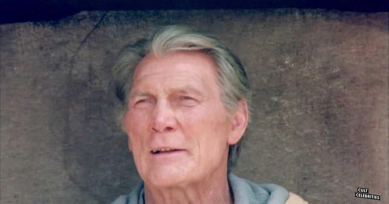 Jack Palance in Gor (1987)