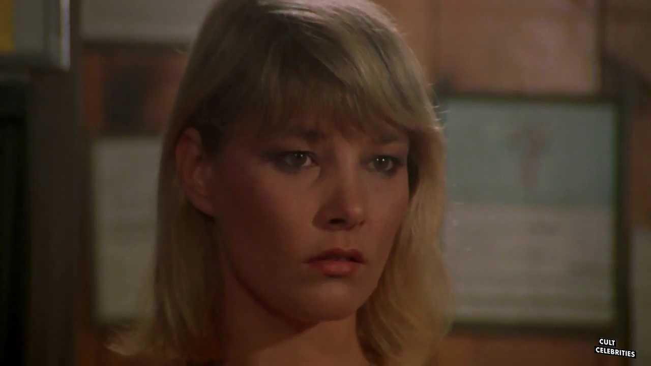 Janet Agren in Hands of Steel (1986)