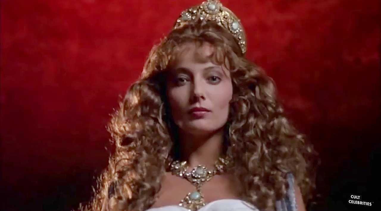 Margie Newton in Hercules (1985)