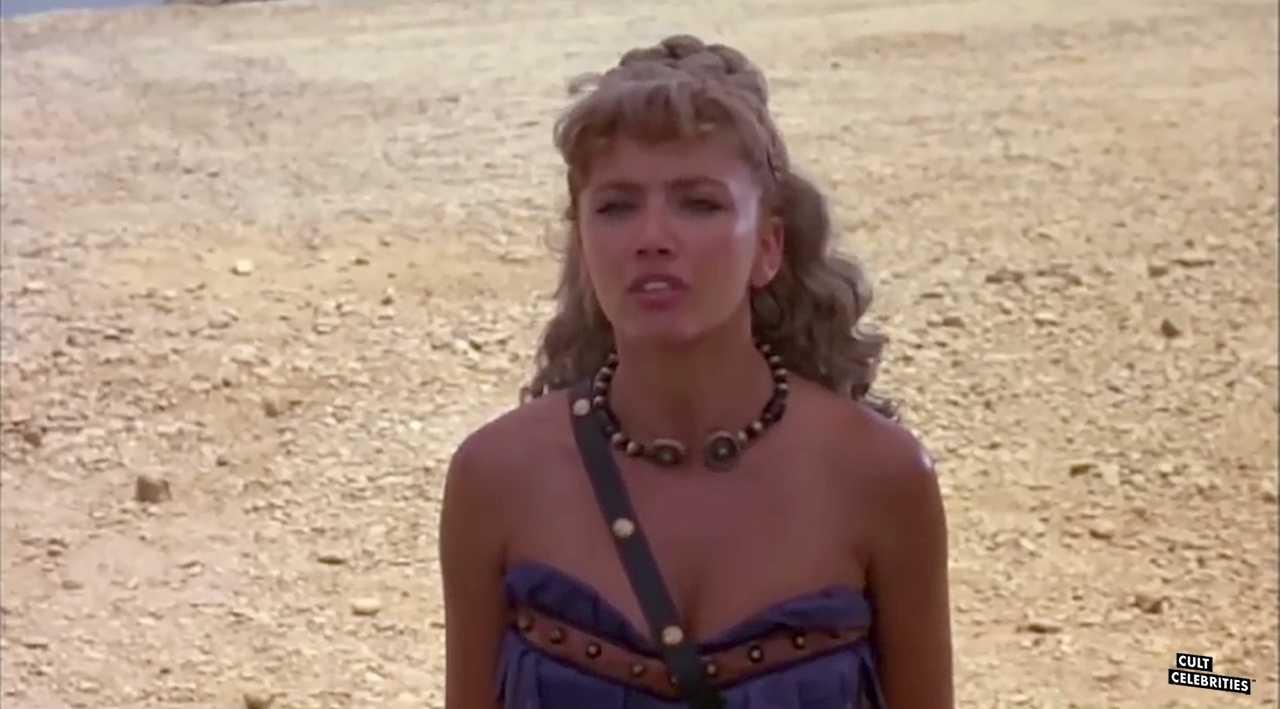 Milly Carlucci in Hercules (1985)