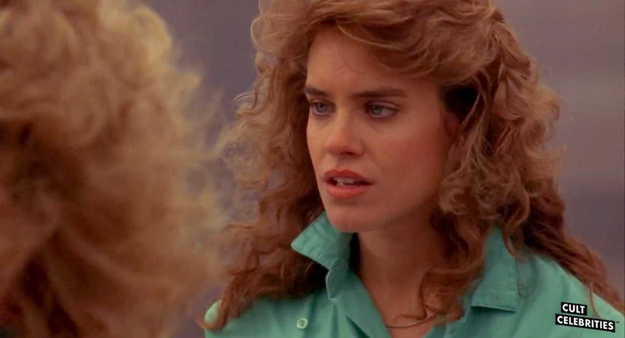 Catherine Mary Stewart in Night of the Comet (1984)