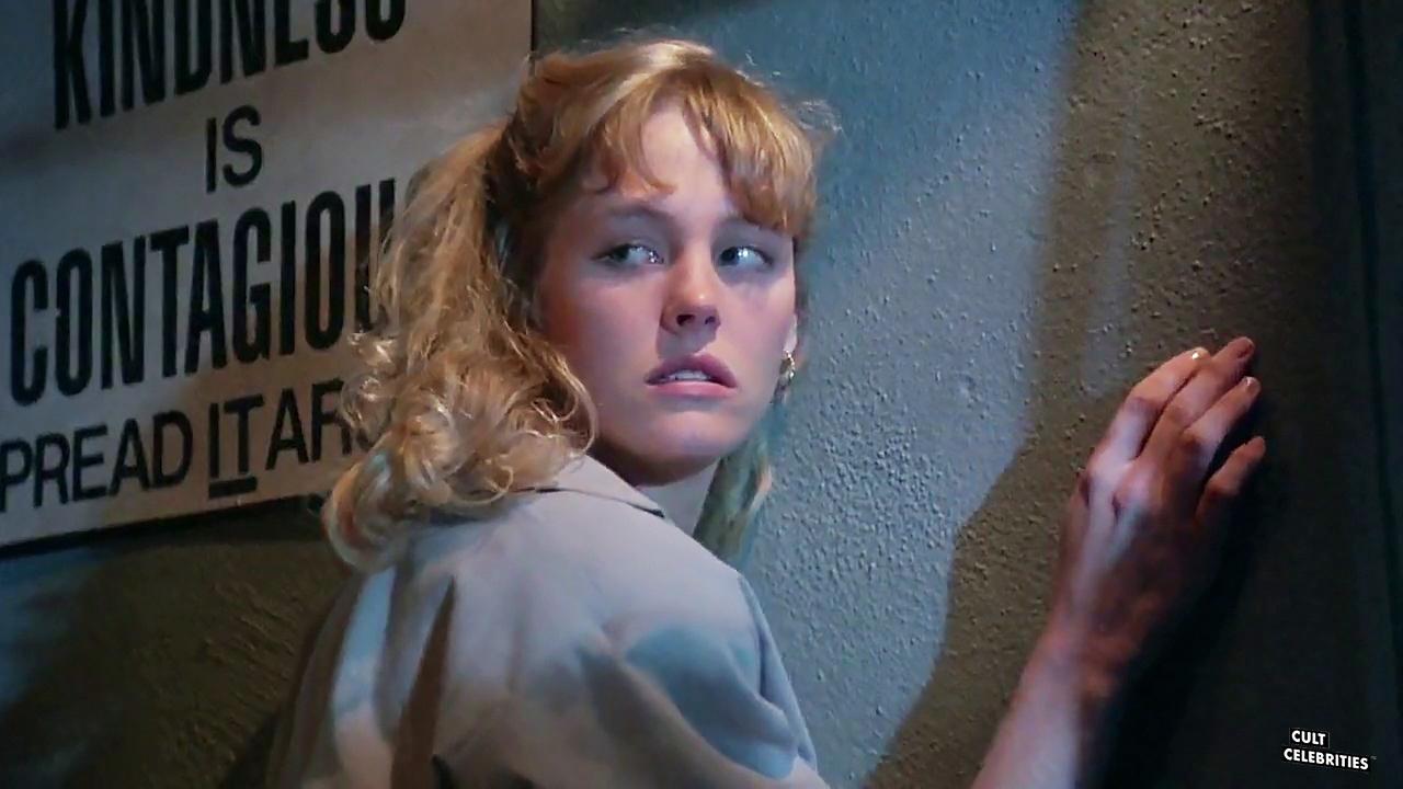 Linda Carol in Reform School Girls (1986)