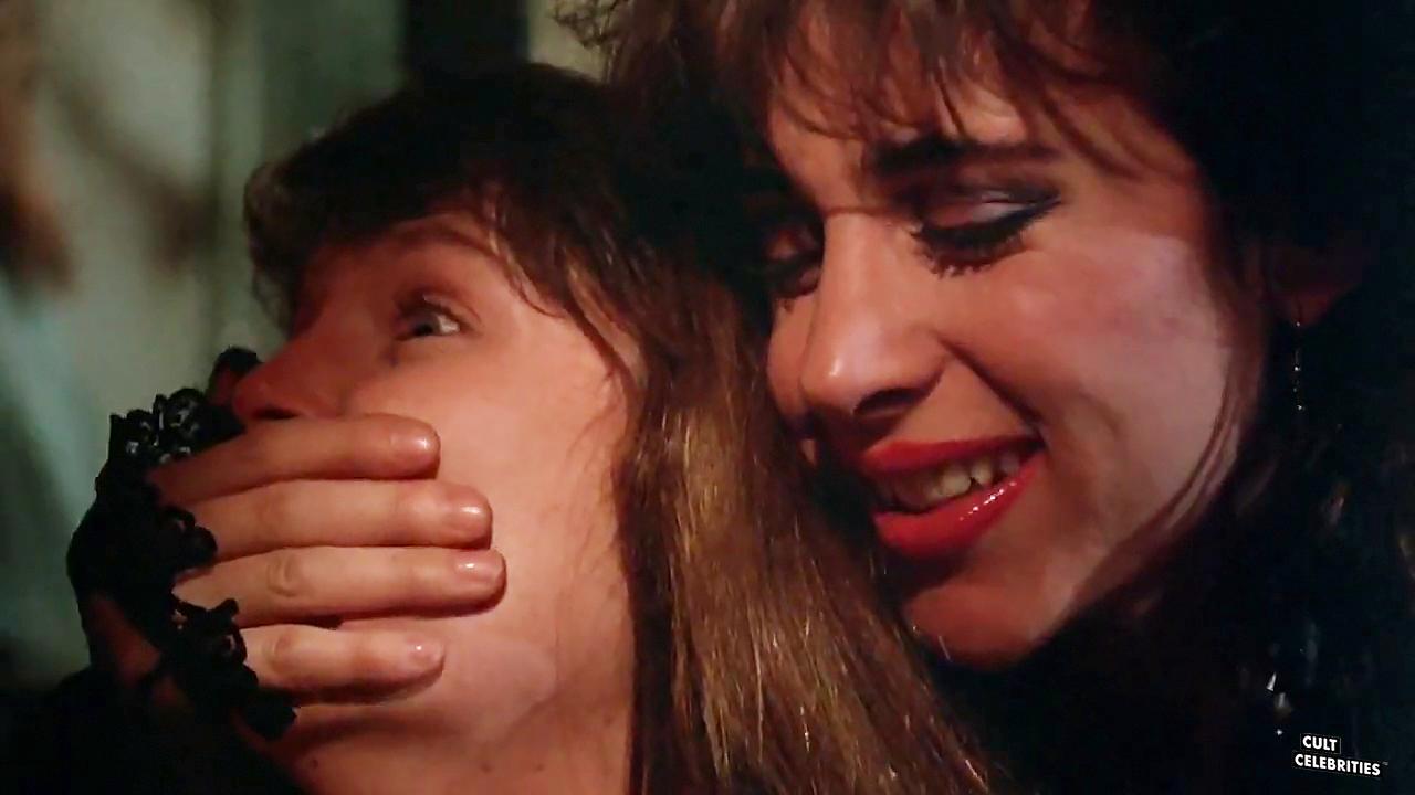 Darcy DeMoss in Reform School Girls (1986)