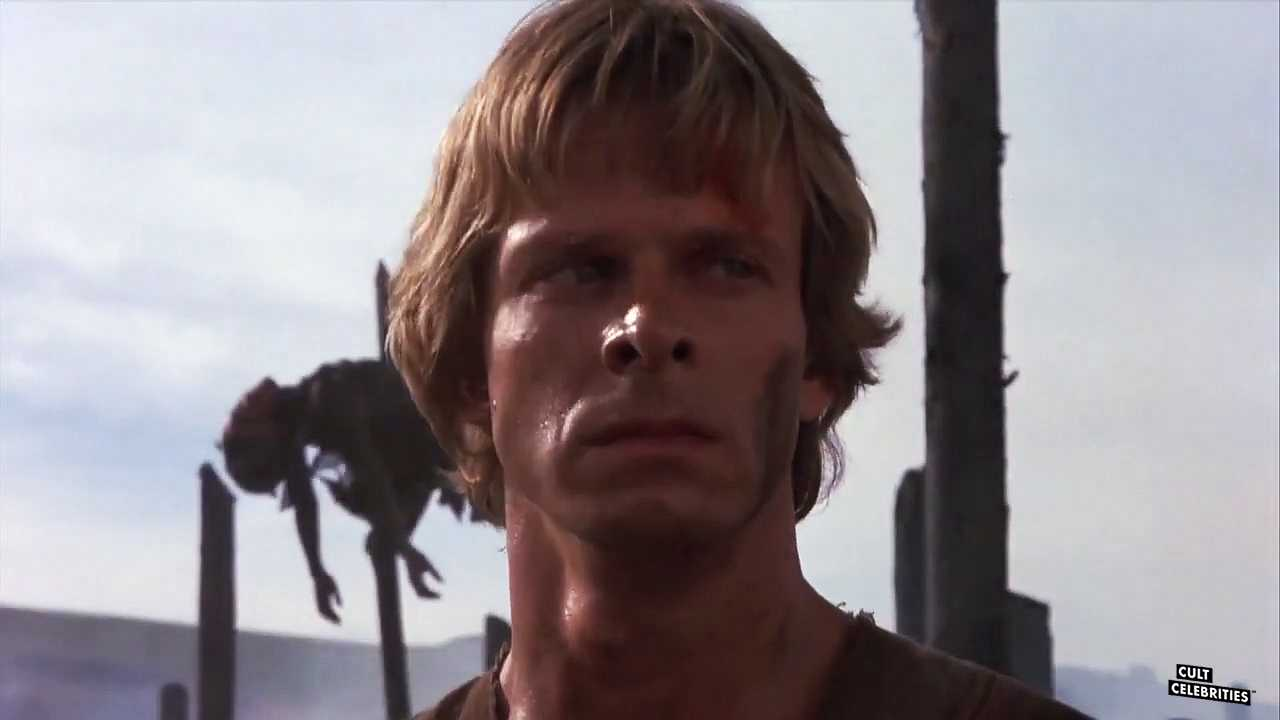 Marc Singer in The Beastmaster (1982)