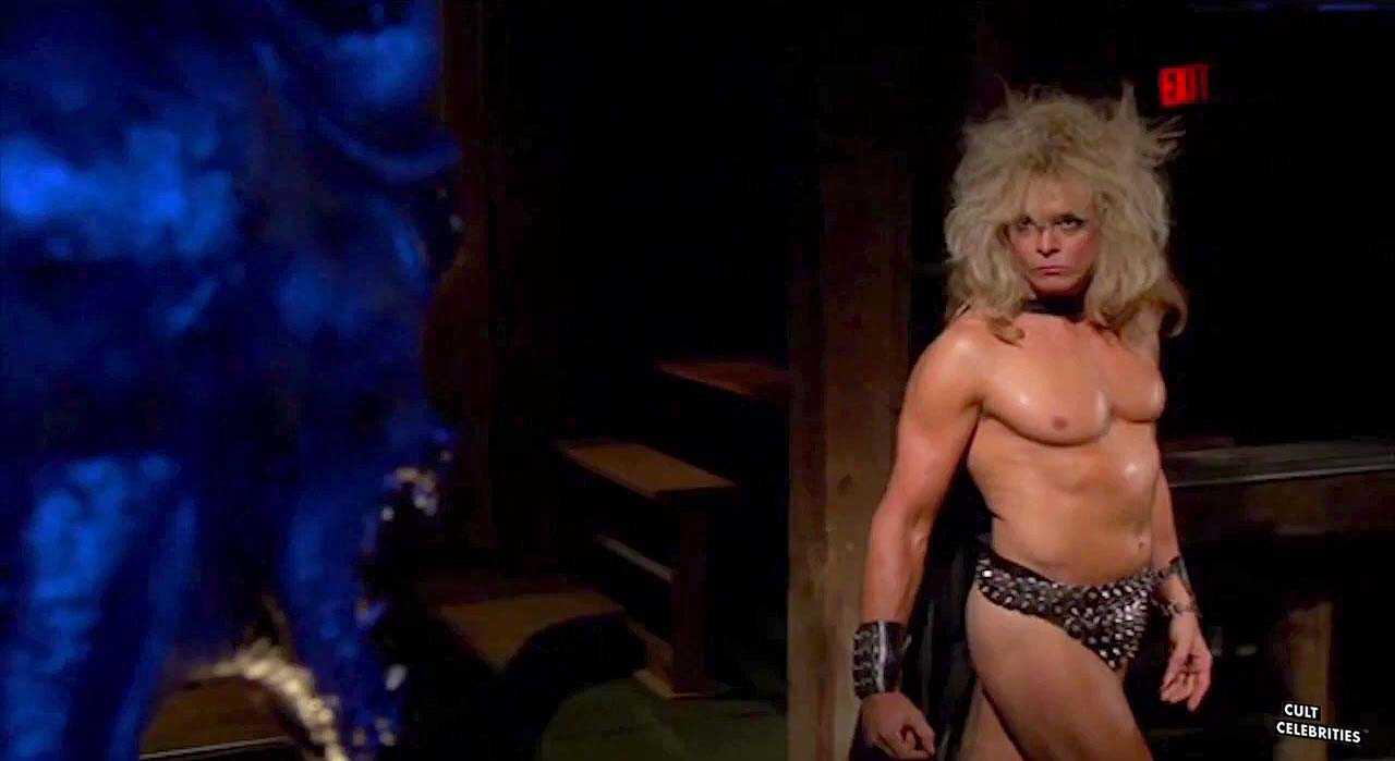 Jon Mikl Thor in Rock 'n' Roll Nightmare (1987)