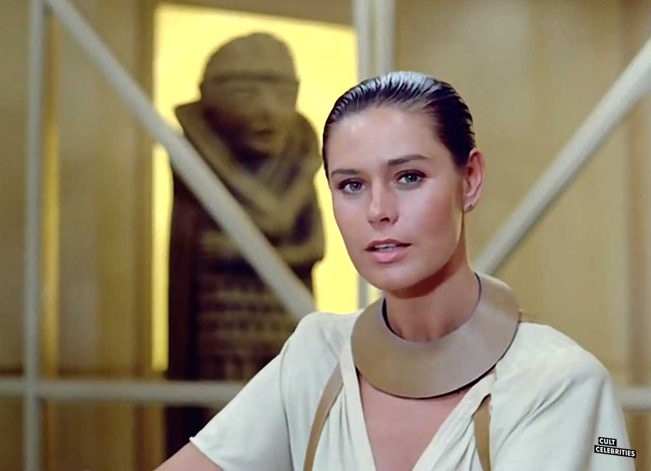 Corinne Cléry in The Humanoid (1979)