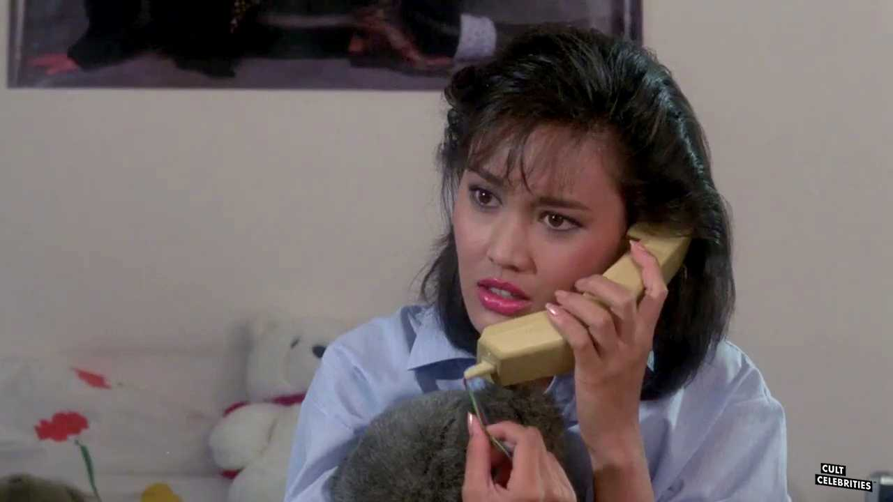 Tia Carrere in Zombie Nightmare (1987)