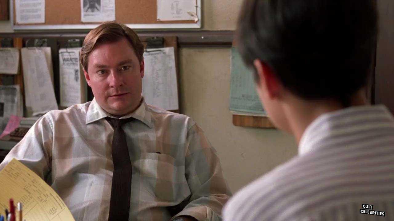 Stephen Root in the 1990 Patrick Swayzie, Demi Moore blockbuster Ghost